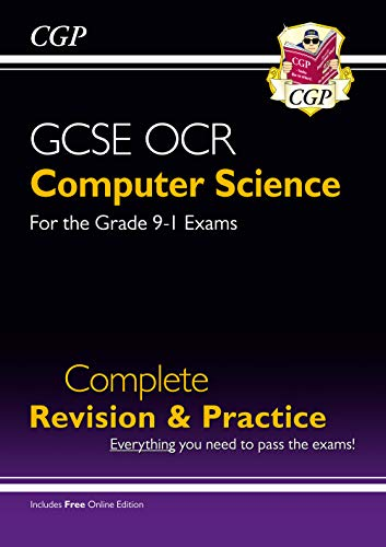 9781782948605: GCSE Computer Science OCR Complete Revision & Practice - for exams in 2020 and 2021 (CGP GCSE Computer Science 9-1 Revision)