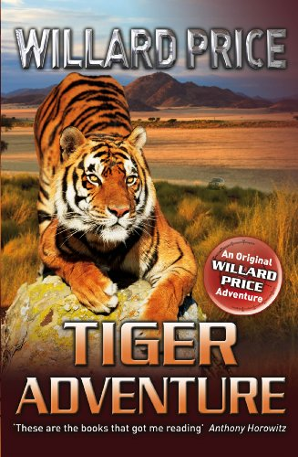 9781782950196: Tiger Adventure