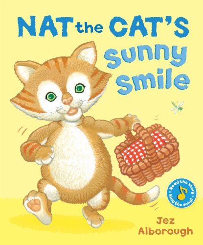 9781782951292: Nat the Cats Sunny Smile