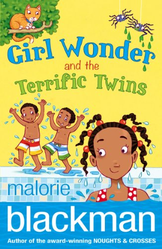 9781782951810: [Girl Wonder and the Terrific Twins] (By: Malorie Blackman) [published: March, 2014]