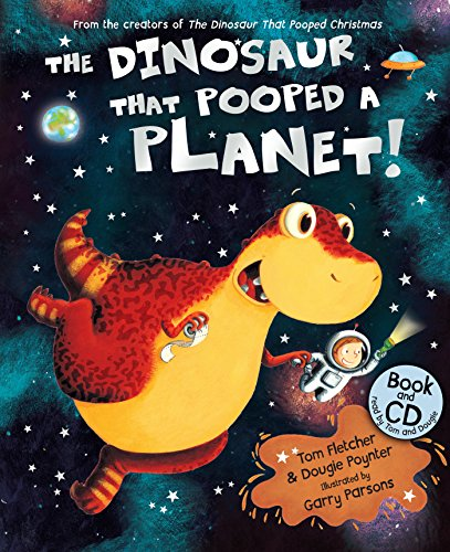 9781782954583: The Dinosaur That Pooped a Planet! Book & CD