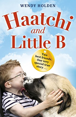 9781782954682: Haatchi and Little B - Junior edition