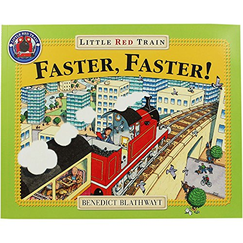 9781782955719: Little Red Train - Faster Faster