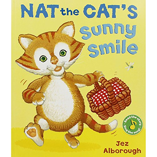 9781782955757: Nat The Cats Sunny Smile