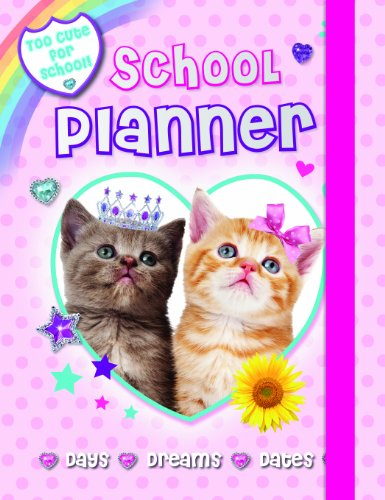 9781782960454: Fluffy Friends School Diary: With Lots of Fluffy Characters from