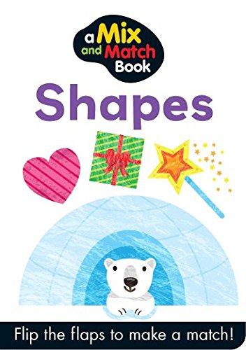 Shapes (Mix and Match): Autumn Publishing Ltd