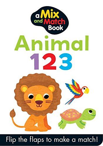 9781782960782: Animal 123 (Tiny Touch Boards)