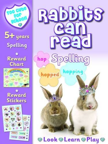 9781782960980: Rabbits Can Read - Spelling
