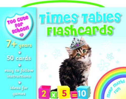 9781782961048: Times Table Flashcards