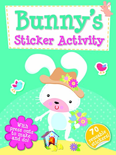 9781782963554: Spring Sticker Activity Bunnys