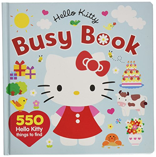 Hello Kitty Busy Book