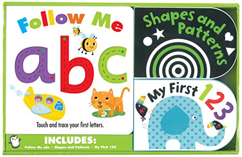 9781782964186: Follow Me ABC/Shapes and Patterns/My First 123 (Box of Fun)