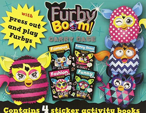 Furby Boom Activity Carry Case (Actity Carry Case): Autumn Publishing