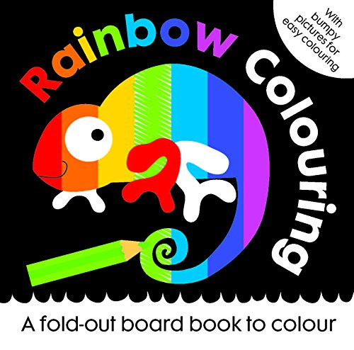 Rainbow Colouring (First Focus Frieze): Autumn Publishing