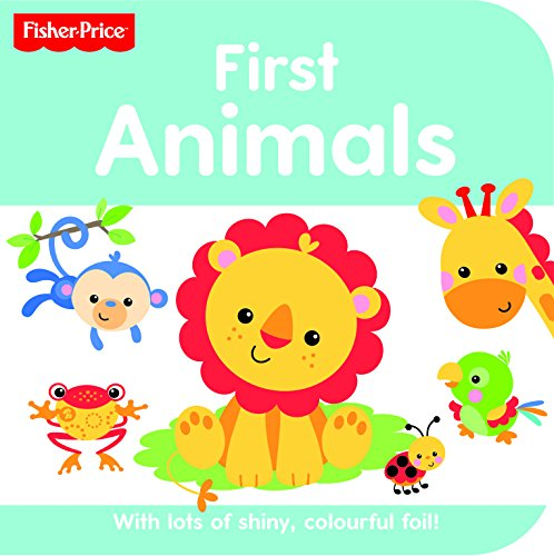 Fisher Price Rainforest Friends Animals (Fisher Price Foil Board Books): Autumn Publishing