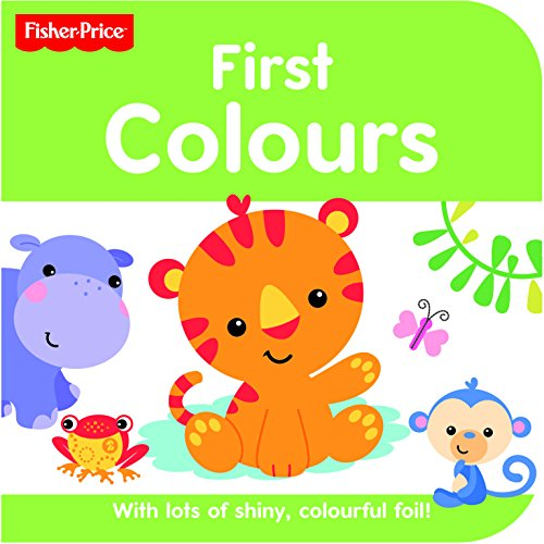 Fisher Price Rainforest Friends Colours: Fisher-Price