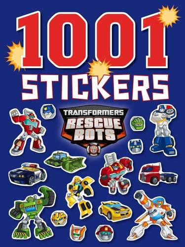 9781782966593: Transformers : Rescue Bots 1001 Stickers