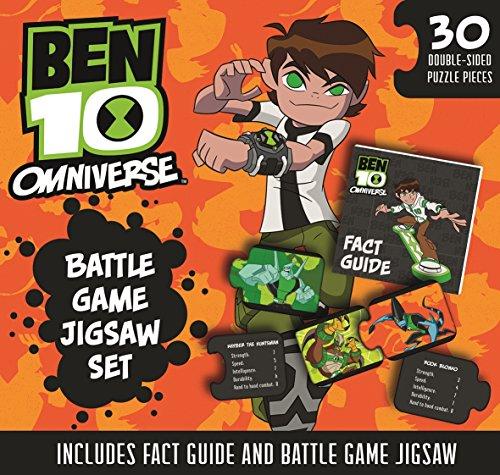 Ben 10 Book and Jigsaw: Time Warner