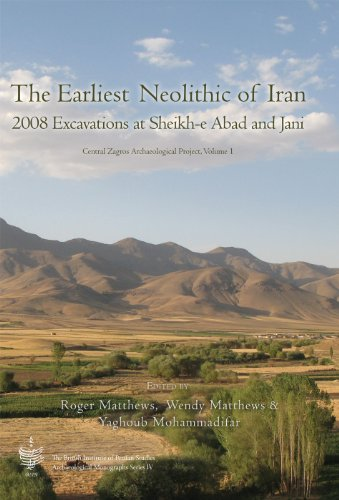 The Earliest Neolithic of Iran: 2008 Excavations