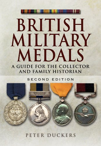 9781783030163: British Military Medals: A Guide for the Collector and Family Historian