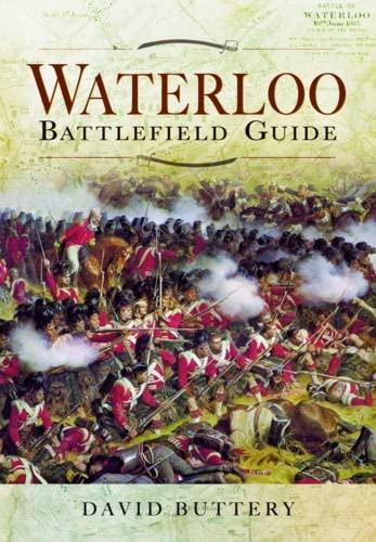 9781783035137: Waterloo Battlefield Guide