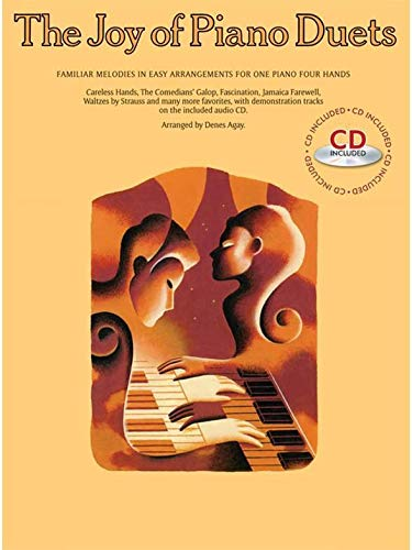 9781783050260: The Joy Of Piano Duets (With CD)