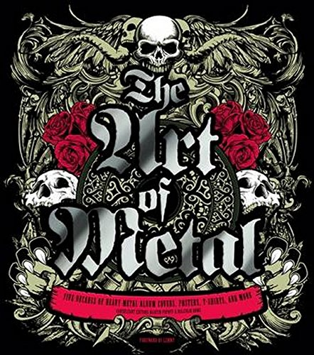 9781783050420: The Art of Metal: 50 Years of Metal Cover and Poster Art