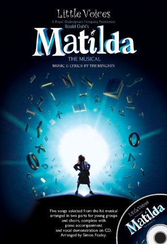 9781783051052: Little Voices - Matilda the Musical
