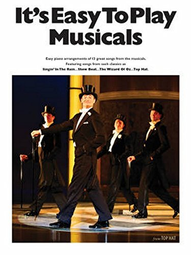 It's Easy to Play Musicals (Paperback)