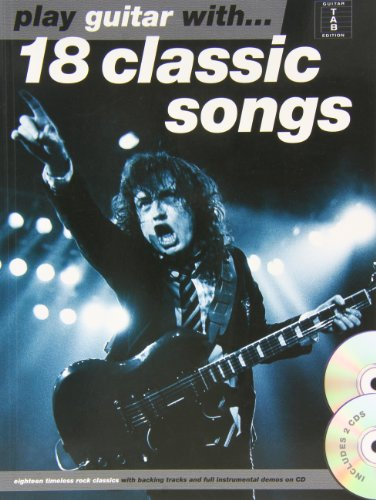 Play Guitar with. 18 Classic Songs