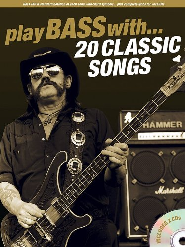 9781783051236: Play Bass With. 20 Classic Songs