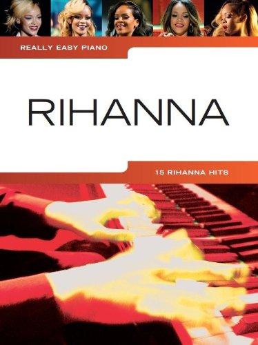 9781783051243: Really Easy Piano: Rihanna