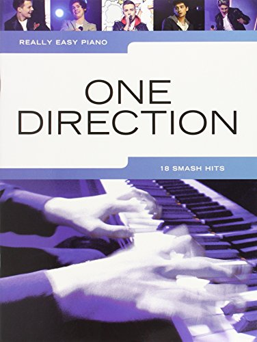 9781783051250: Really Easy Piano: One Direction