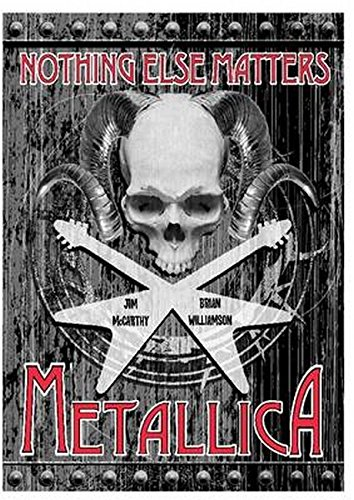 9781783051861: McCarthy, J: Metallica Nothing Else Matters: The Graphic Nov