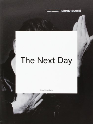 9781783052165: David Bowie: The Next Day PVG