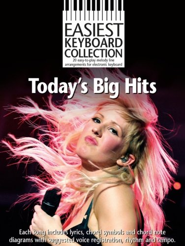 9781783052479: Easiest Keyboard Collection: Today'S Big Hits