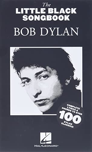 9781783052714: Little Black Songbook: Bob Dylan (Lyrics & Chords (LC) )
