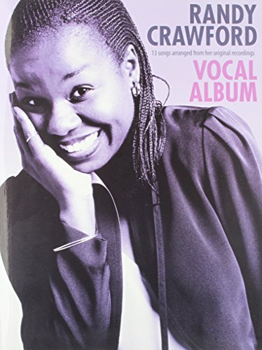 Randy Crawford: Vocal Album (PVG) (Piano, Vocal: Crawford, Randy (Artist);