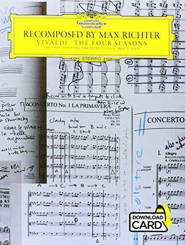 Recomposed by Max Richter: Vivaldi, the Four Seasons (Book/Download Card): Various