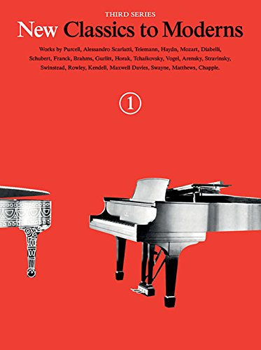 9781783053681: New Classics to Moderns Book 1 3rd Series Piano Solo Book (New Classics to Moderns, Third Series)