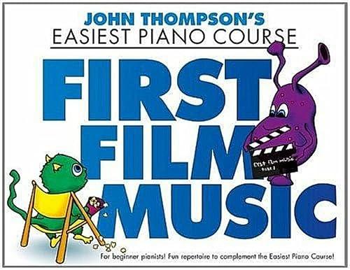 9781783054718: John Thompson: First Film Music