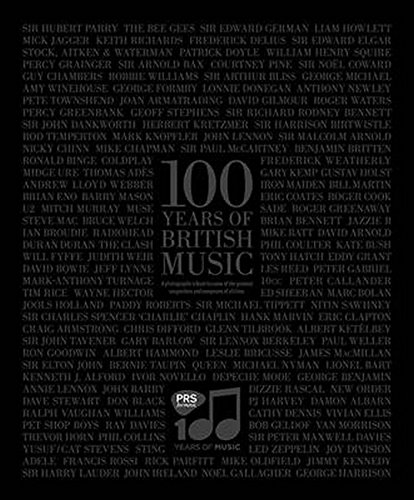 100 Years of British Music --- A: Sewill, Lucy