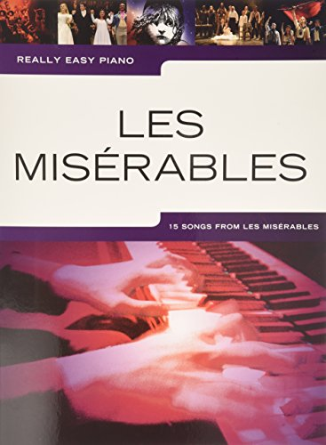 9781783055654: Really Easy Piano: Les Misérables