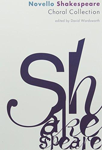 9781783056156: The Novello Shakespeare Choral Collection Satb (Satb)