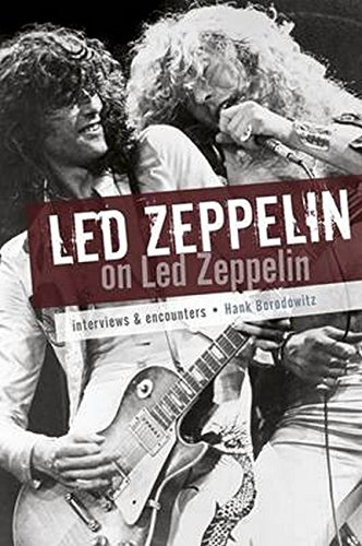 9781783056330: Led Zeppelin on Led Zeppelin: Interviews & Encounters