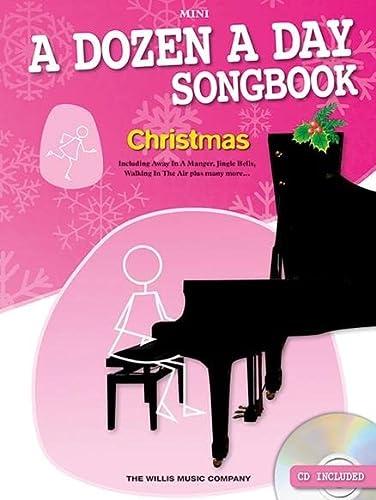 Dozen A Day Songbook