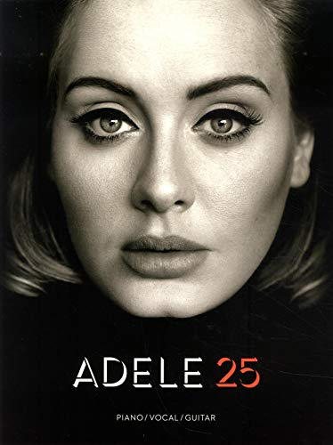 9781783057719: Adele 25 (Piano, Vocal & Guitar) Book (Pvg)