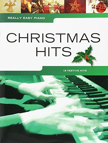 Really Easy Piano: Christmas Hits (Easy Piano Book): Christmas Hits: Music Sales