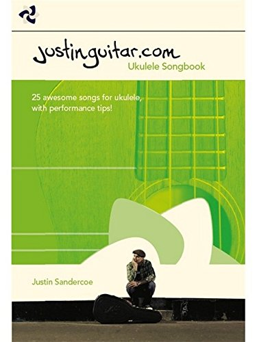 Justinguitar.com Ukulele Songbook: Harry Hill