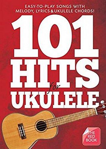 9781783058693: 101 Hits For Ukulele Red Book Uke Book
